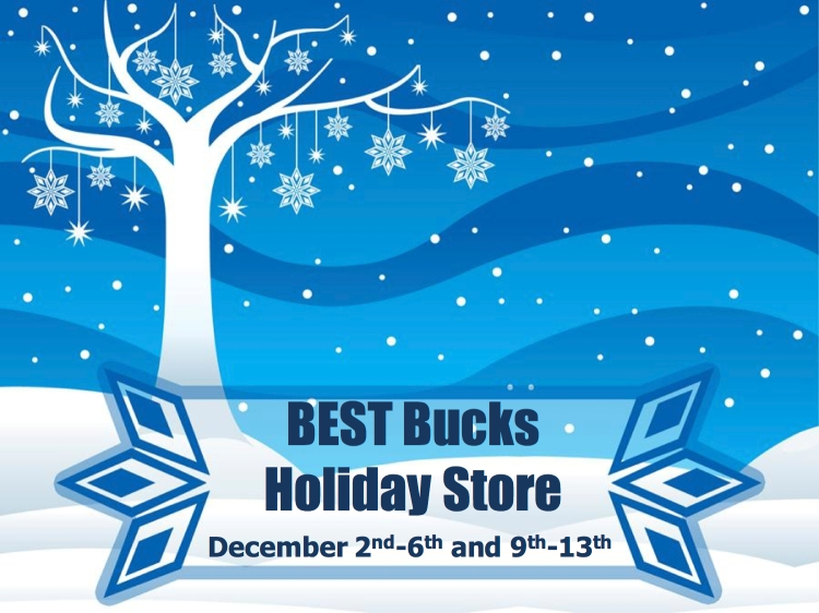 Best Bucks Holiday Store - December 2013 at Sligo MS