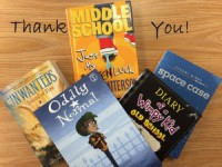 Book donations